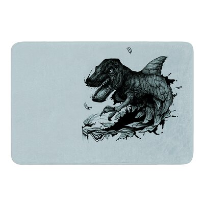 The Blanket II by Graham Curran Bath Mat Size: 17W x 24L
