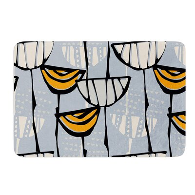 Eden by Gill Eggleston Bath Mat Size: 17W x 24L