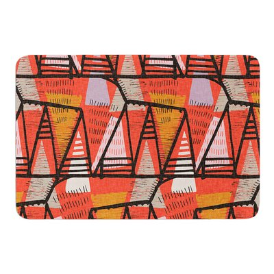 Arnaud by Gill Eggleston Bath Mat Size: 24 W x 36 L