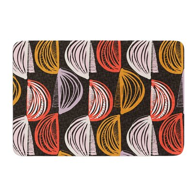 Jerome by Gill Eggleston Bath Mat Size: 17W x 24L