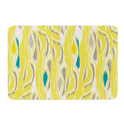 Barengo Sunshine by Gill Eggleston Bath Mat Size: 24 W x 36 L