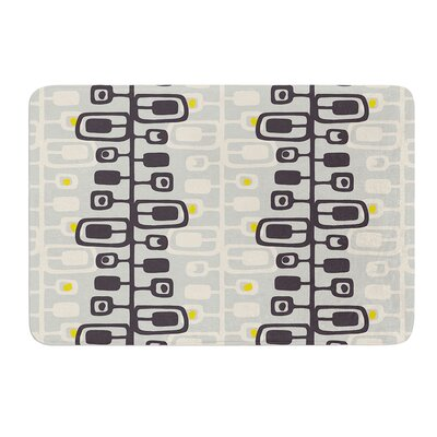 Carnaby by Gill Eggleston Bath Mat Size: 17W x 24L