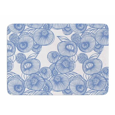 Eastern Promise by Gill Eggleston Bath Mat Size: 17W x 24L