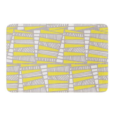 Jaggi by Gill Eggleston Bath Mat Size: 24 W x 36 L