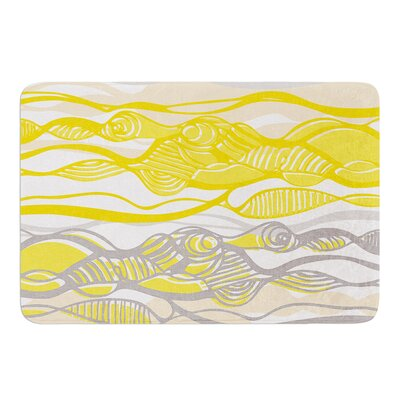 Kalahari by Gill Eggleston Bath Mat Size: 17W x 24L
