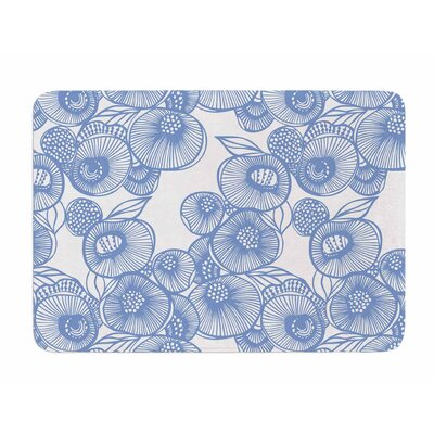 Protea by Gill Eggleston Bath Mat Size: 17W x 24L