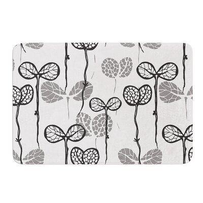 Seedlings of Change by Gill Eggleston Bath Mat Size: 17W x 24L
