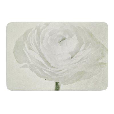 Whity by Iris Lehnhardt Bath Mat Size: 17w x 24L
