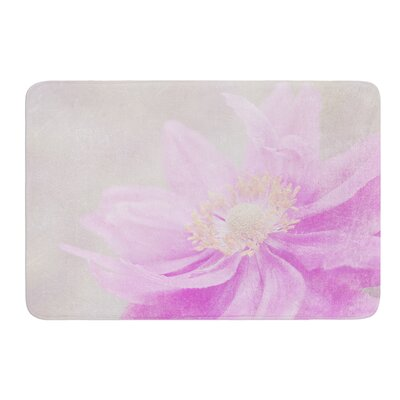 Wind Flower by Iris Lehnhardt Bath Mat Size: 17w x 24L