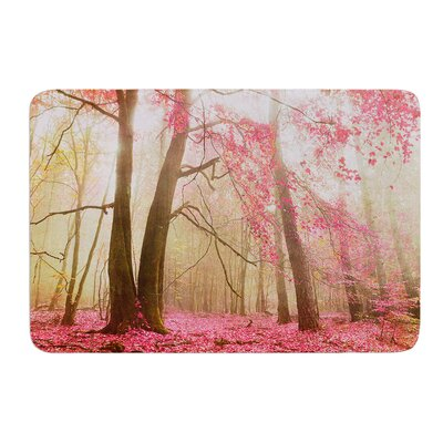 Atmospheric Autumn by Iris Lehnhardt Bath Mat Size: 24 W x 36 L