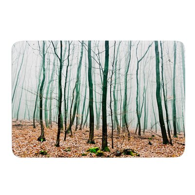 Between Times by Iris Lehnhardt Bath Mat Size: 24 W x 36 L
