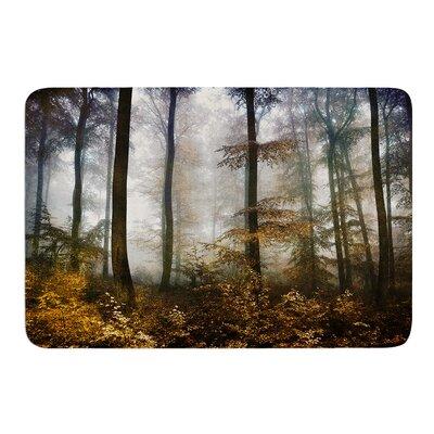Forest Mystics by Iris Lehnhardt Bath Mat Size: 17w x 24L