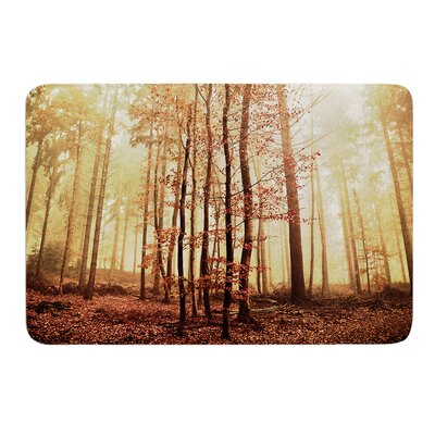 Autumn Again by Iris Lehnhardt Bath Mat Size: 24 W x 36 L