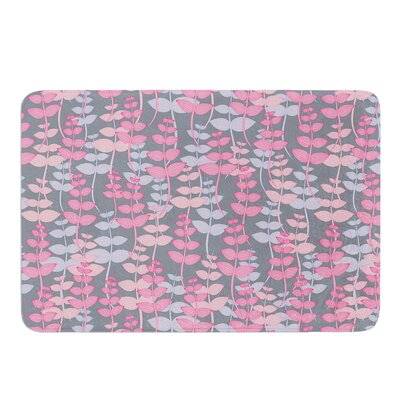 My Leaves Garden by Julia Grifol Bath Mat Size: 24 W x 36 L