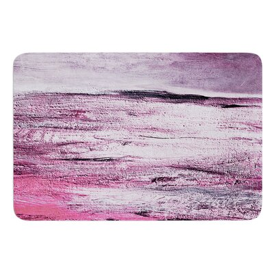 Sea by Iris Lehnhardt Bath Mat Size: 17W x 24L