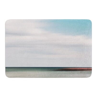 June Beach by Iris Lehnhardt Bath Mat Size: 17w x 24L