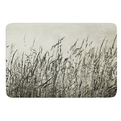 Summer Grasses by Iris Lehnhardt Bath Mat Size: 17w x 24L