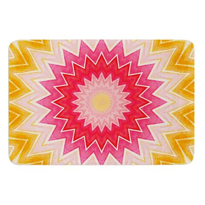 You are my Sunshine by Iris Lehnhardt Bath Mat Size: 24 W x 36 L