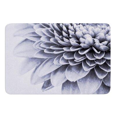 A Flower by Iris Lehnhardt Bath Mat Size: 17w x 24L