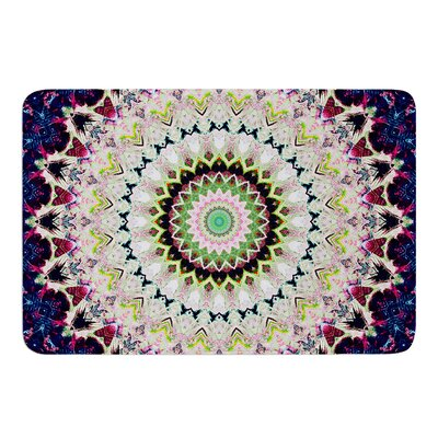 Summer of Folklore by Iris Lehnhardt Bath Mat Size: 17w x 24L