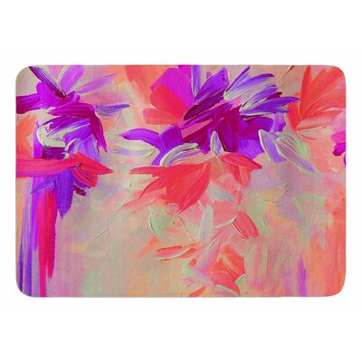 Deconstructing the Garden 3 by Ebi Emporium Bath Mat