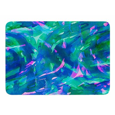 Motley Flow 5 by Ebi Emporium Bath Mat