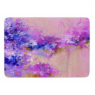 When Land Met Sky 2 by Ebi Emporium Bath Mat