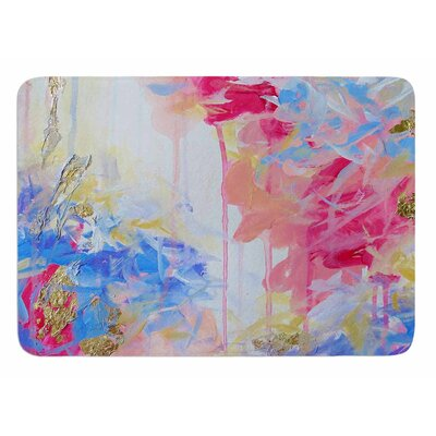 Whispered Song 1 by Ebi Emporium Bath Mat