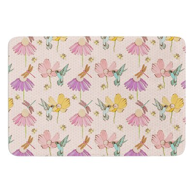 Magic Garden by Laura Escalante Bath Mat