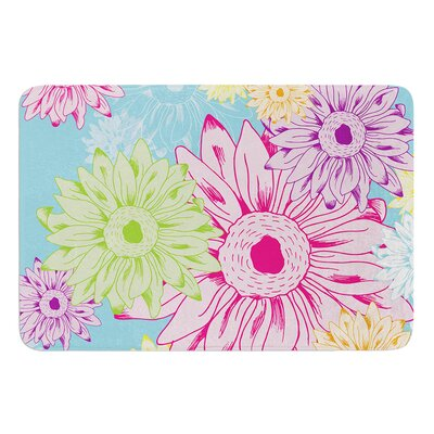 Summer Time by Laura Escalante Bath Mat