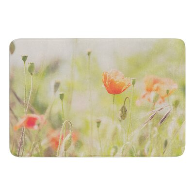 Fields of Remembrance by Laura Evans Bath Mat