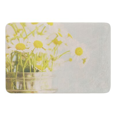 O Daisy by Laura Evans Bath Mat