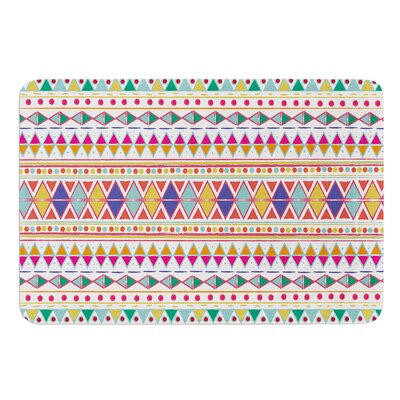 Native Fiesta by Nika Martinez Bath Mat