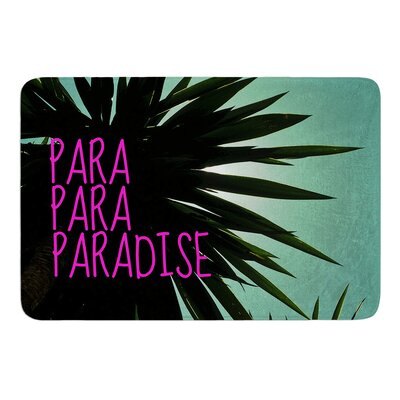 Exotic Paradise by Nika Martinez Bath Mat