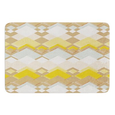 Retro Desert by Nika Martinez Bath Mat