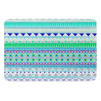 Emerald Chenoa by Nika Martinez Bath Mat