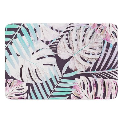 Midnight Jungle by Alison Coxon Bath Mat