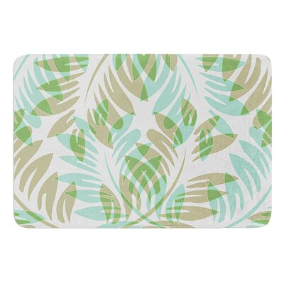 Winter Fern by Alison Coxon Bath Mat