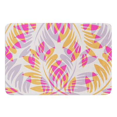 Summer Fern by Alison Coxon Bath Mat