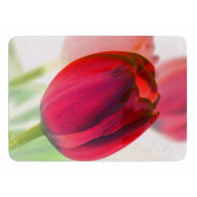 Tulips by Alison Coxon Bath Mat