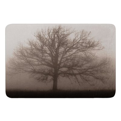 Lonely Tree by Angie Turner Bath Mat Size: 17W x 24L