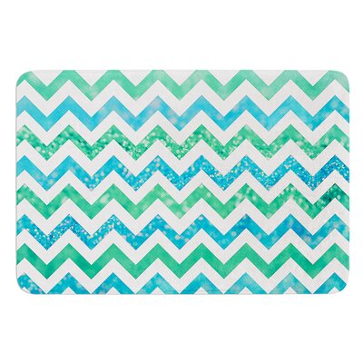 By The Sea by Beth Engel Bath Mat Size: 17W x 24L