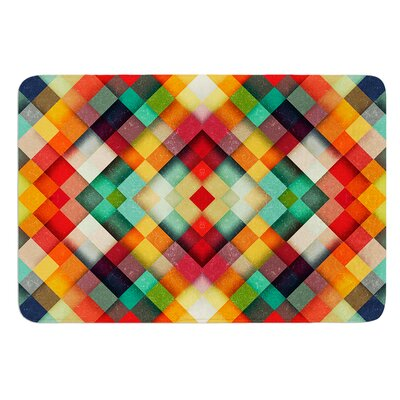 Time Between by Danny Ivan Bath Mat Size: 24 W x 36 L