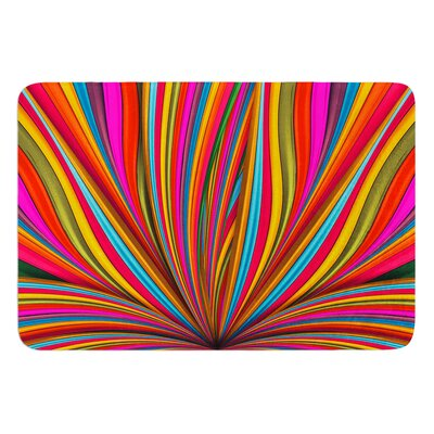 Believer by Danny Ivan Bath Mat Size: 17