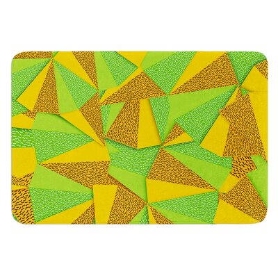 This Side by Danny Ivan Bath Mat Size: 17W x 24L
