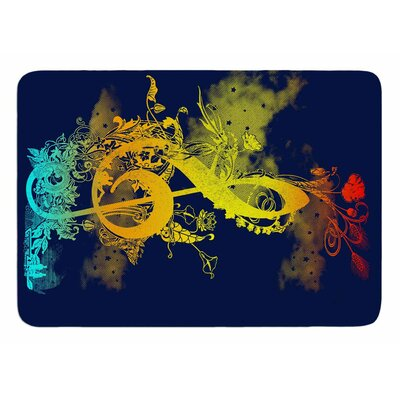 Sound of Nature by Frederic Levy-Hadida Bath Mat