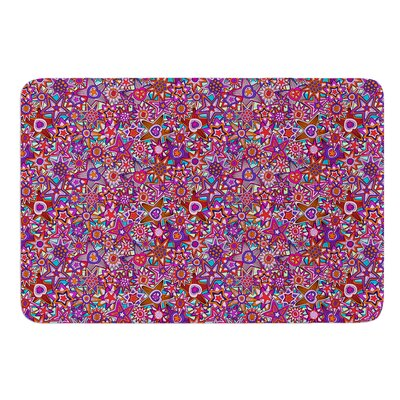 My Dreams in Color by Julia Grifol Bath Mat Size: 17 W x 24 L