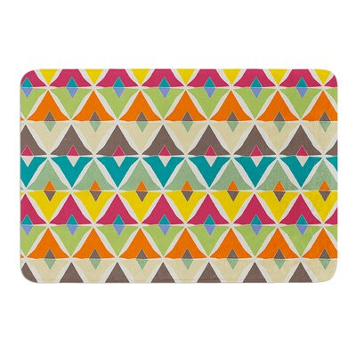 My Diamond by Julia Grifol Bath Mat Size: 17 W x 24 L