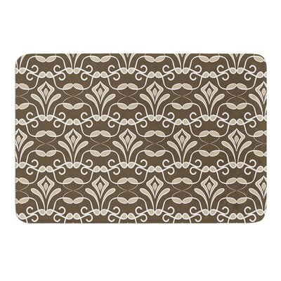 Deco by Julia Grifol Bath Mat Size: 17 W x 24 L