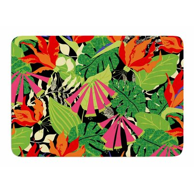 Tropicana Hot by Jacqueline Milton Bath Mat